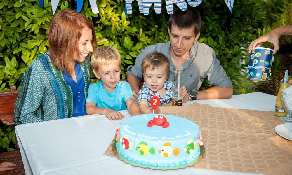 Рожден ден на Нико